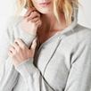 Cotton Cashmere Onesie