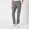 Linen Blend Oxford Pants