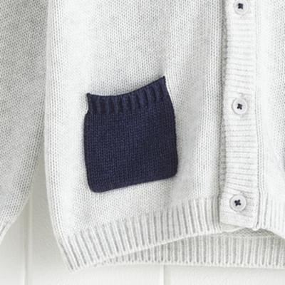 Patch Pocket Cardigan