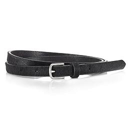 Pony Skin Belt