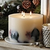 Pine Cone Large Botanical Candle