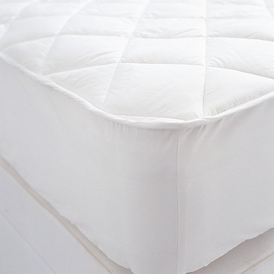 quilted mattress pad. No Colour Quilted Mattress Pad