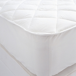 Luxury Quilted Mattress Pad