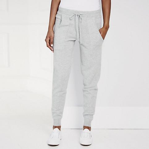 Pocket Detail Cashmere Lounge Pants