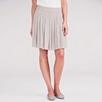 Pleated Drop Waist Skirt - Ash Rose