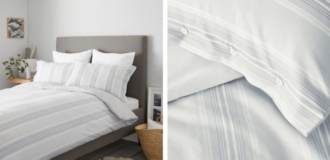 Pemberton Bed Linen Collection