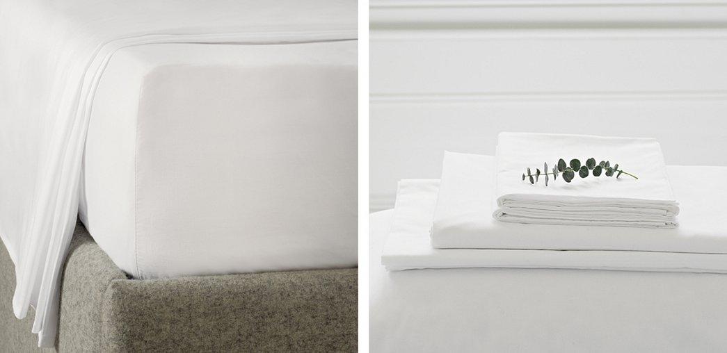 Percale Sheeting & Pillowcase Set