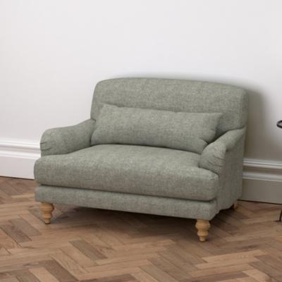 Petersham Tweed Snuggler Part 8