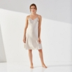 Silk Short Nightgown