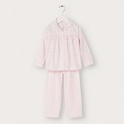 Gingham Flannel Pyjamas