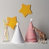 Party Hats - Set of 4