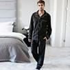 Piped Pajama Set