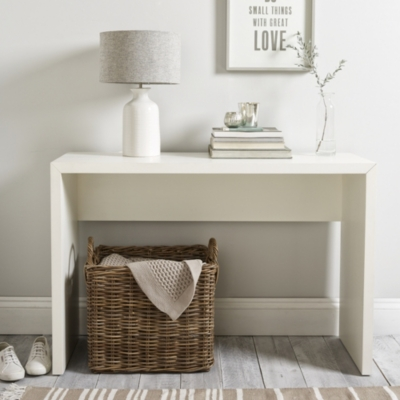 Pimlico Console Table Tables The White Company UK
