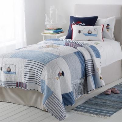 Pirates Cotbed Pillowcase