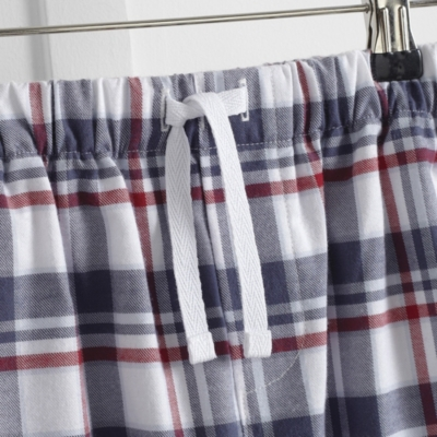 Pilot Check Flannel Pull-Ons