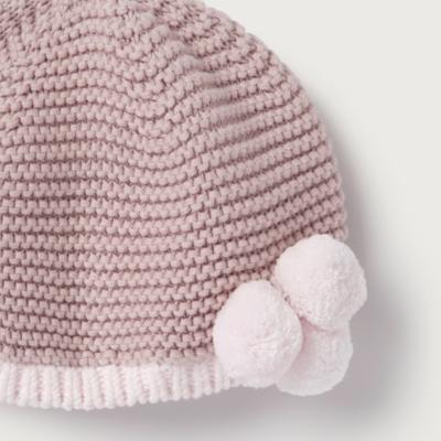 Pom-Pom Hat