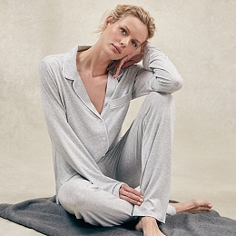 Classic Jersey Pajama Set