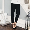 Pleat Front Tailored Pants