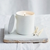 Perfect Linen Candle