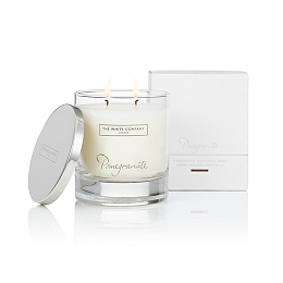 Pomegranate Luxury Candle with Lid