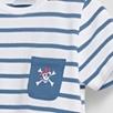 Pirate Motif T-Shirt