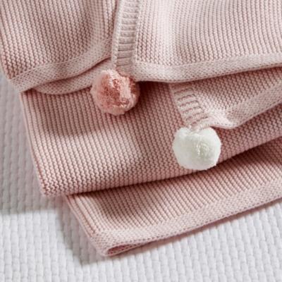 Pom-Pom-Blanket