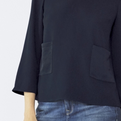 Patch Pocket Top