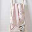 Pink Pom Pom Baby Blanket