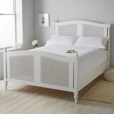 Provence Single Bed - White