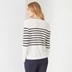 Placement Striped Sweater