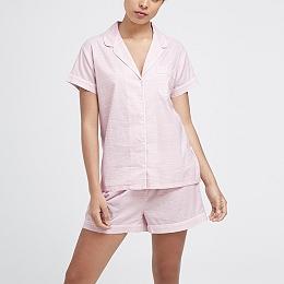 Cotton Stripe Pajama Set
