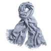 Plain Textured Scarf
