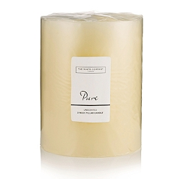 Pure Pillar Candle Chunky Large