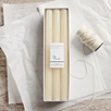 Pure Dinner Candles - Set of 6