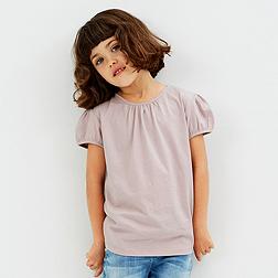 Pretty T-Shirt - Dusty Rose