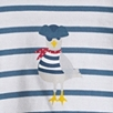Baby Boys' Pirate T-Shirt with Bodysuit