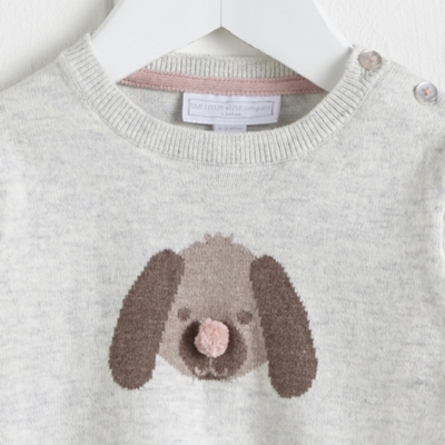 Puppy Face Sweater