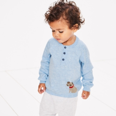 Puppy Sweater - The White Company