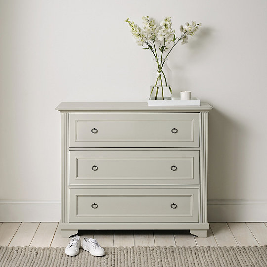 Provence Chest of Drawers | Bedroom Furniture | The White Company UK