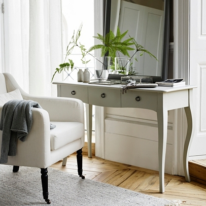 Provence Console Table | Bedroom Furniture | The White Company UK