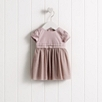 Pleat Waist Tutu Dress