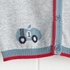 Racing Car Cardigan