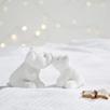 Mummy and Baby Lumi Polar Bear Toy