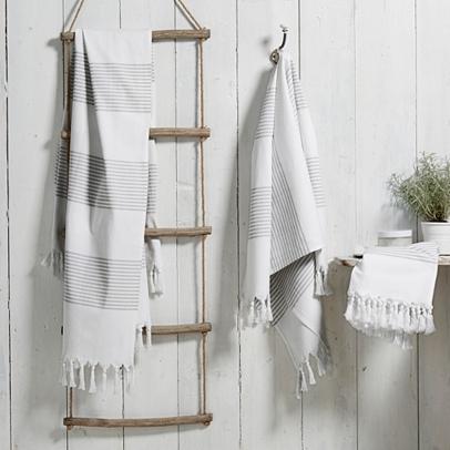 White/Soft Gray
