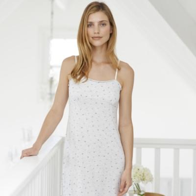 Rosebud Frill Jersey Night Gown