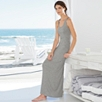 Rib Racer Back Maxi Dress