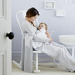Ercol Rocking Chair - White