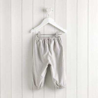 Ruffle Trousers