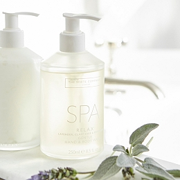 Spa Relax Gentle Hand & Body Wash