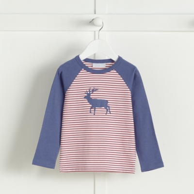 Reindeer Graphic T-Shirt